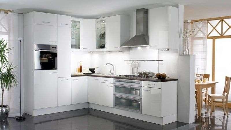 10 Mẫu Nhà Bếp Đẹp Mang Màu Sắc Hiện Đại