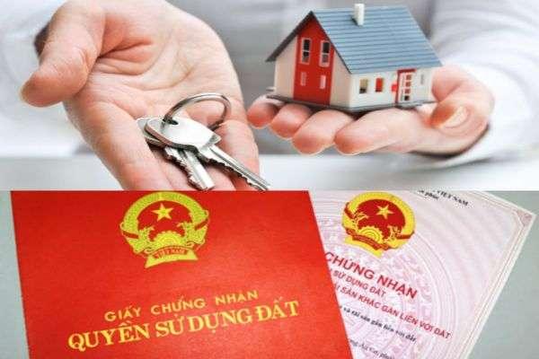 dịch vụ sang tên sổ đỏ Hà Nội