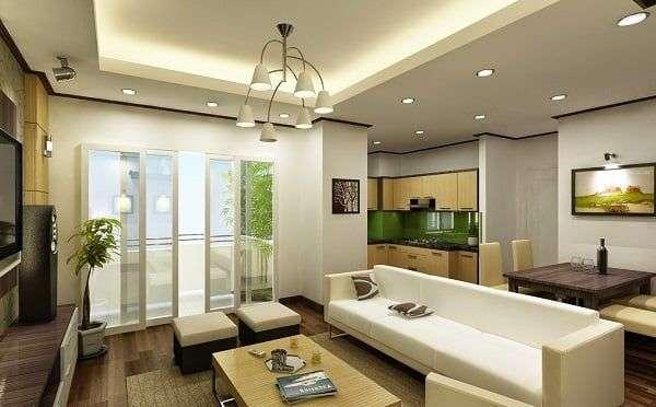 Mua căn hộ chung cư giá từ 1-2 tỷ
