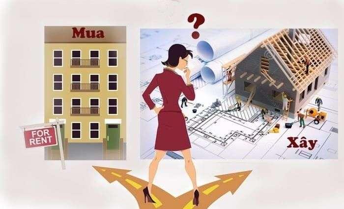 Kinh nghiệm mua nhà xây sẵn mà bạn nên biết
