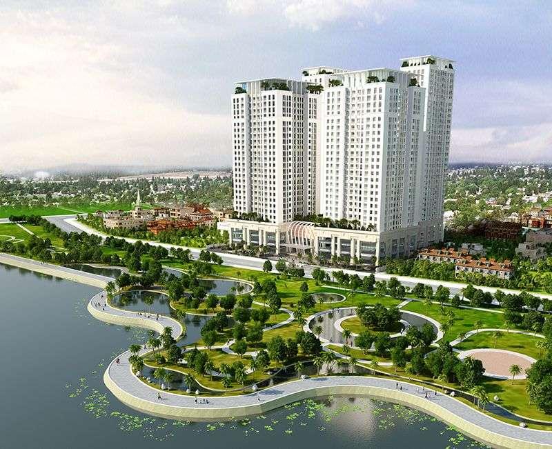 Mua bán ký gửi nhà đất dự án chung cư Home City - Trung Kính