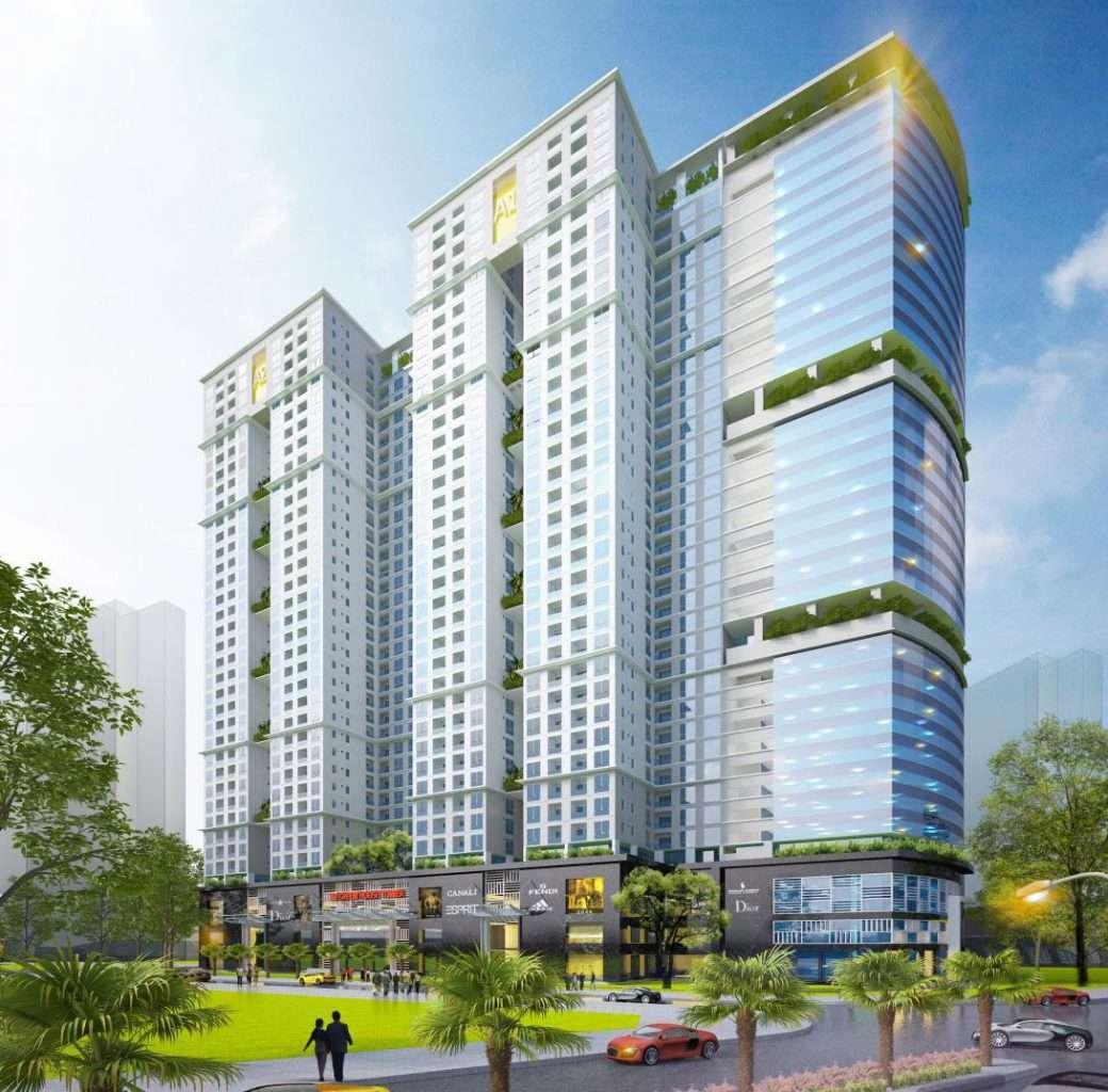 Mua bán ký gửi nhà đất dự án chung cư EcoLife Capitol - 60 Lê Văn Lương kéo dài