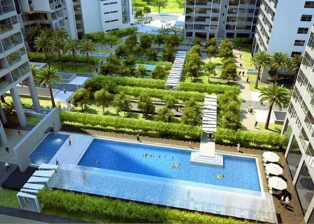 Mua bán ký gửi nhà đất dự án chung cư Mandarin Garden