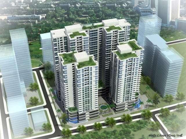 Mua bán ký gửi nhà đất dự án chung cư  Việt Đức Complex