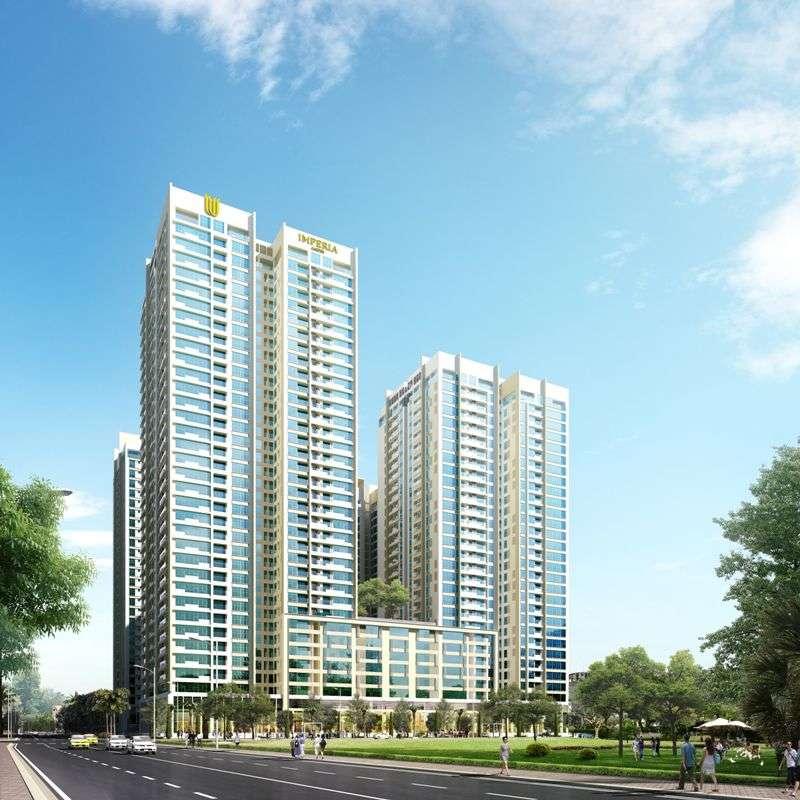 Mua bán ký gửi nhà đất dự án chung cư Imperia Garden