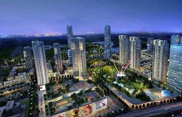Mua bán ký gửi nhà đất dự án chung cư khu đô Thị The Manor Central Park