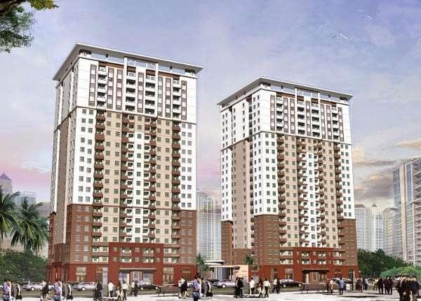 Mua bán ký gửi nhà đất dự án chung cư cao cấp 125D Minh Khai
