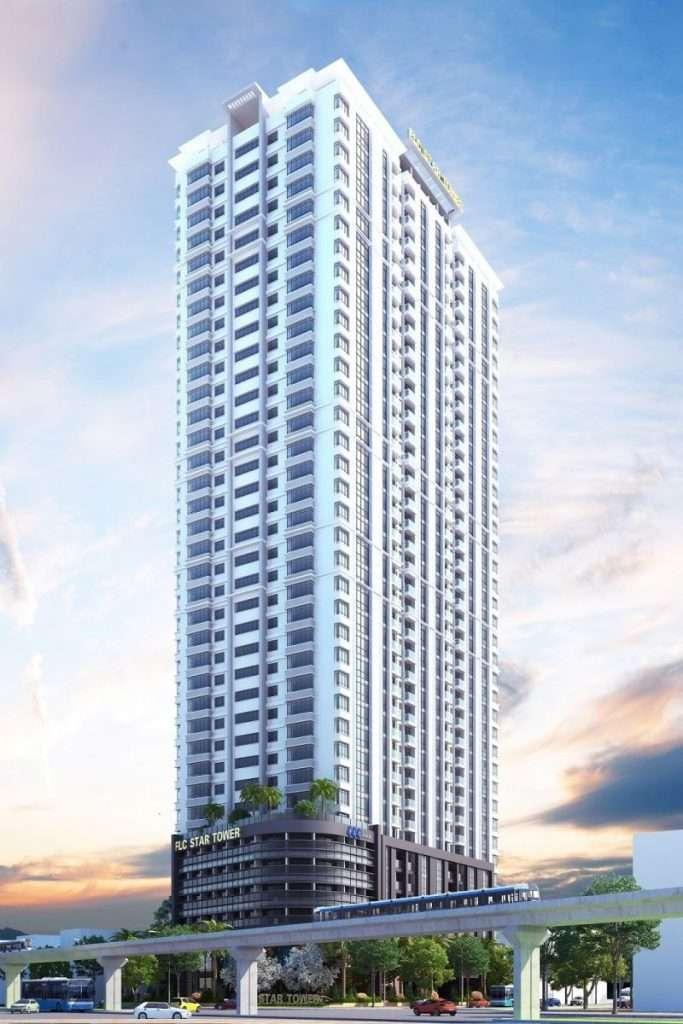 Mua bán nhà đất dự án chung cư FLC Star Tower Quang Trung