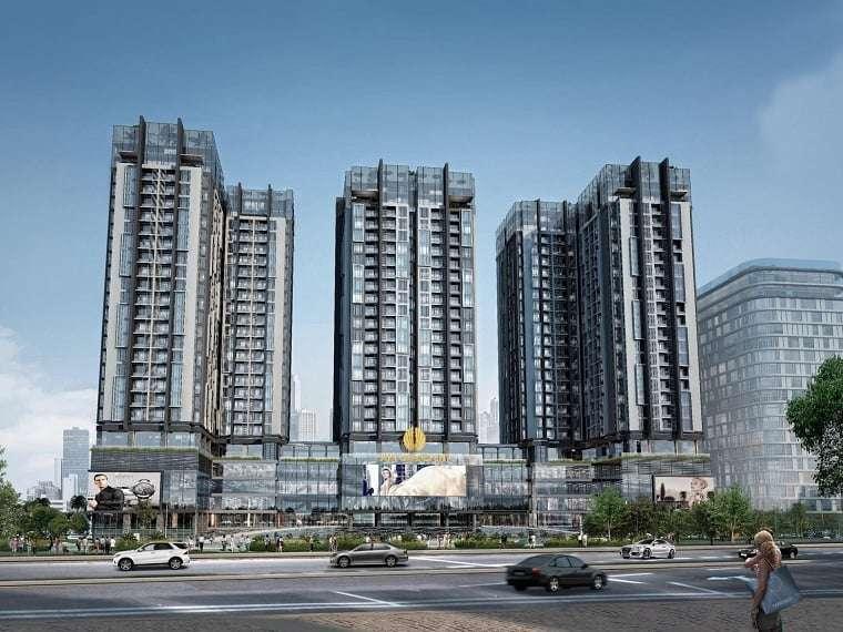 Mua bán ký gửi nhà đất dự án chung cư Minh Khai City Plaza