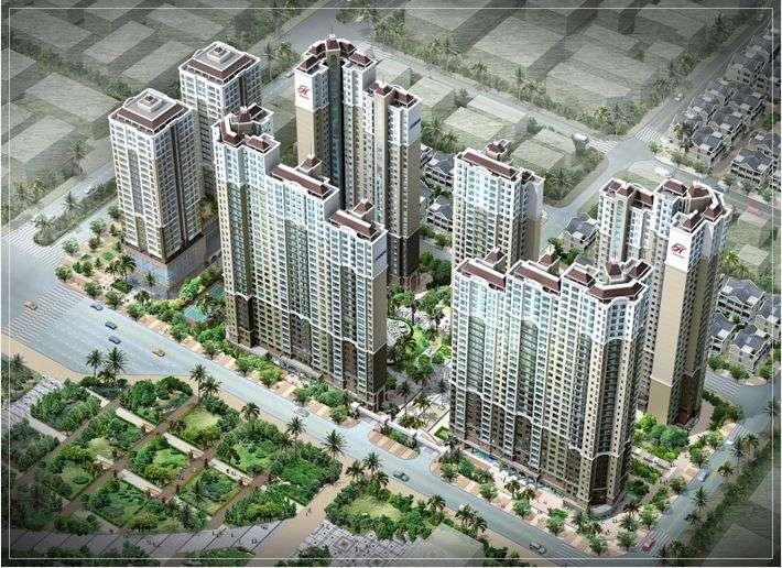 Mua bán ký gửi nhà đất dự án chung cư Hyundai HillState
