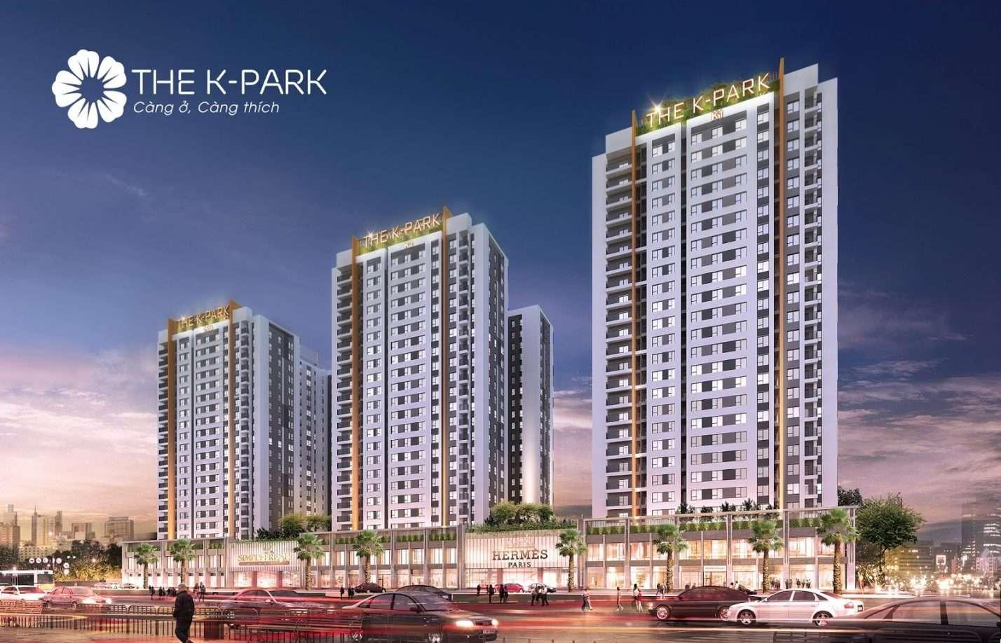 Mua bán ký gửi nhà đất dự án chung cư THE K PARK VĂN PHÚ
