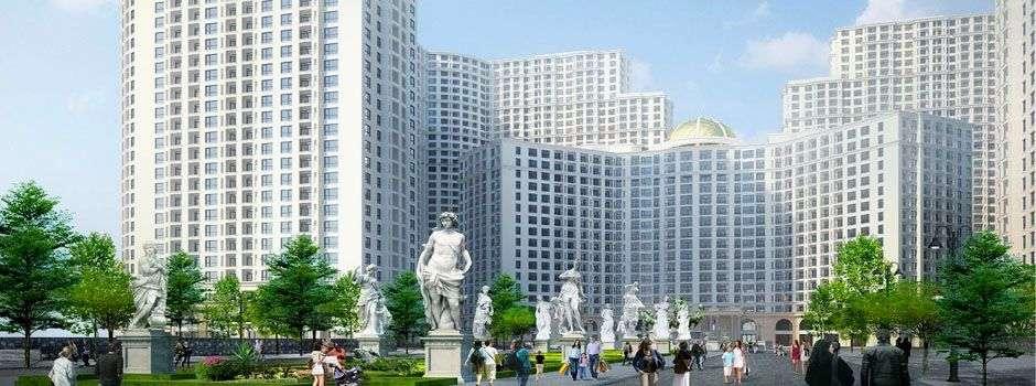Mua bán ký gửi nhà đất dự án chung cư Royal City
