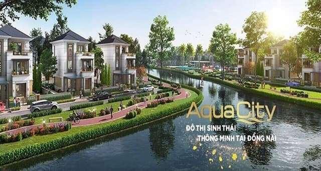 Những lý do nên lựa chọn Aqua City để đầu tư
