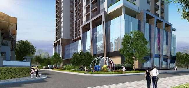 Ảnh thiết kế chung cư Harmony Square Nguyễn Tuân