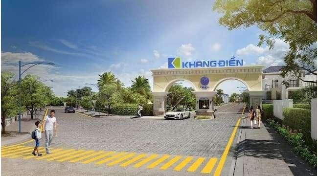 Khang Điền – chủ đầu tư hàng đầu ở lĩnh vực BĐS